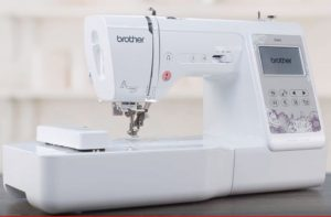 budget friendly embroidery machine